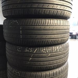 Set Of Used Tires Michelin 2355520 for Sale in Durham, NC