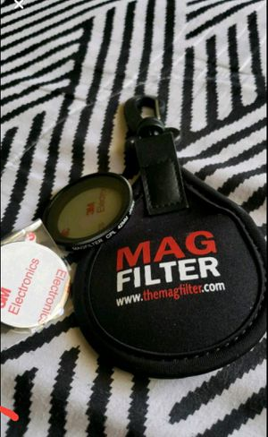 MAG FILTER CPL 42MM for canon g7x mark ii an MORE! for Sale in French Camp, CA