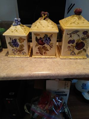 Kitchen containers for Sale in Townsend, MT
