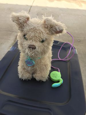 Furreal friends walking toy dog for Sale in Fresno, CA