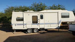 29' Alpenlite 5th wheel trailer AC,Micro,Slide,Jacks for Sale in Apache Junction, AZ