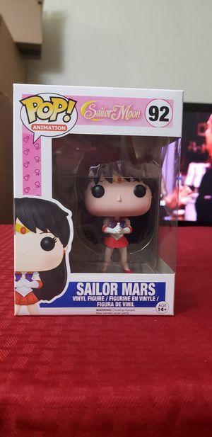 Funko pop Sailor Mars sailor moon for Sale in Long Beach, CA
