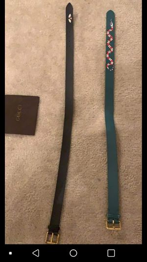 Gucci Belts for Sale in Glen Burnie, MD