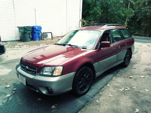 "Subaru Outback 2003, ""{contact info removed} for Sale in Springfield, MA"