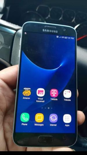 Samsung S7 T-Mobile unlock.. for Sale in Anaheim, CA