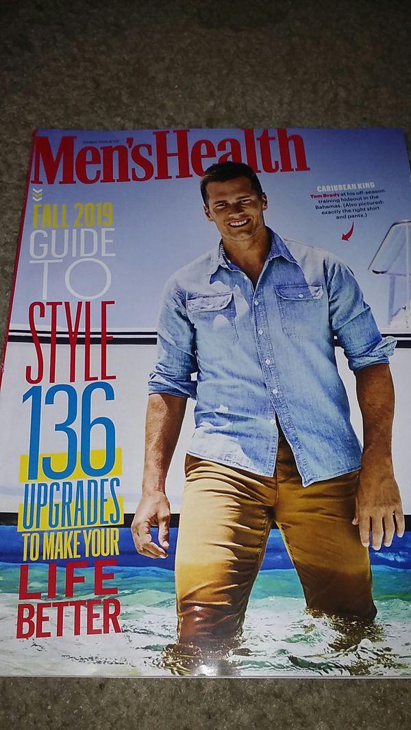 Mens Health Magazine September 2019