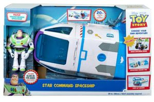 Toy Story Star Command Spaceship for Sale in Chula Vista, CA