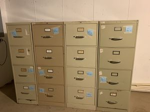 Filing Cabinets and Shelves for Sale in Naperville, IL