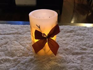 LED CANDLE 6 Inches Tall and 4 Inches Wide. Pick Up In Van Nuys CA. for Sale in Los Angeles, CA