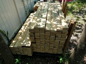 "Heat Treated Southern Yellow Pine 2""x4""s for Sale in New Port Richey, FL"