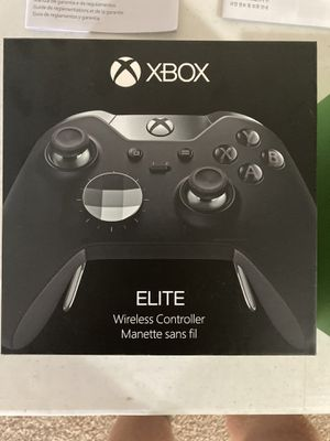 Xbox elite controller 1 for Sale in Pleasant View, TN