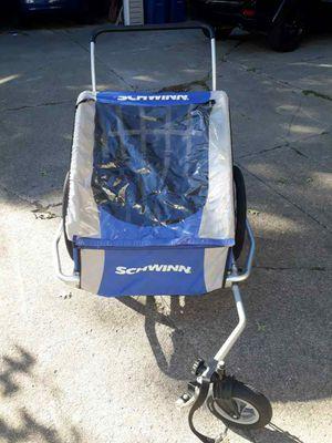 Schwinn double bike trailer for Sale in Cleveland, OH