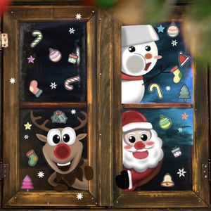 Christmas Window Cling Stickers for Sale in Brooklyn, NY