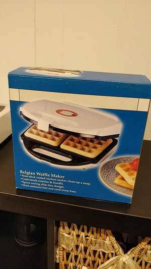 Waffle maker for Sale in Fairfax, VA
