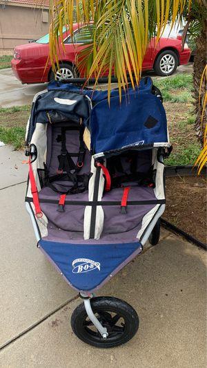 BOB double stroller for Sale in Riverside, CA