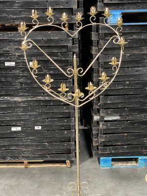 17 Branch Candelabra Gold for Sale in San Diego, CA