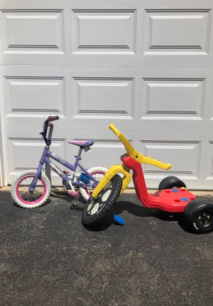 Girls and Boys Bikes. Both in good condition. for Sale in Boyds, MD