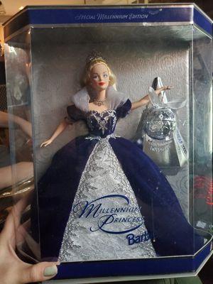 Millenium barbie for Sale in Gig Harbor, WA