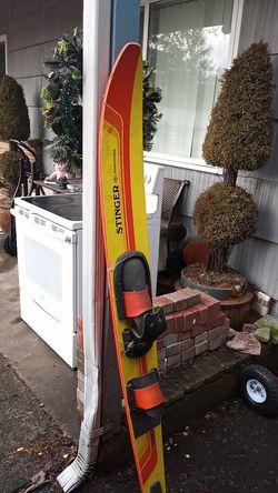 vintage pro honeycomb stinger slalom water ski for Sale in Federal Way,  WA