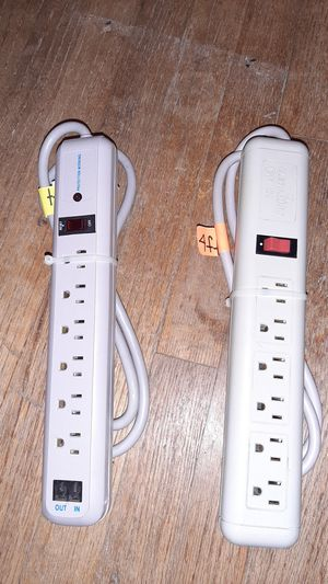 4ft Surge Protectors for Sale in Livonia, MI