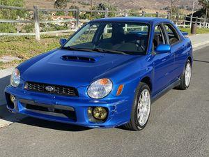 2002 Subaru WRX for Sale in Chula Vista, CA