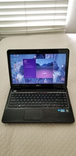 Dell laptop i3 / good condition / super fast / windows 10 pro / lot progrmas full / 💻🛡🔋📷✌💽 for Sale in Downey, CA