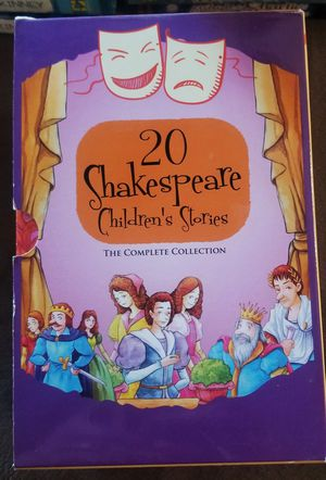 20 Shakespeare Children's Stories: The Complete Collection for Sale in Virginia Beach, VA