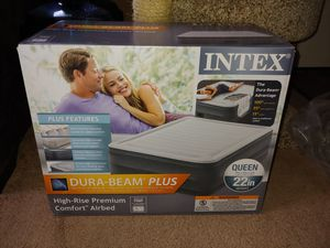 New intex air mattress for Sale in Silver Spring, MD