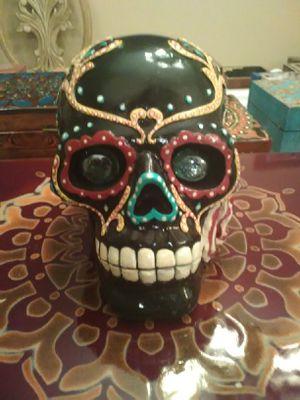 Handmade sugar skull for Sale in Palm Harbor, FL