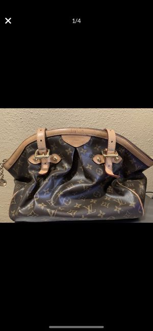100 % AUTHENTIC LOUIS VUITTON MONOGRAM TÍVOLI BIG SIZE GM PURSE SHOULDER BAG HAND BAG TOTE PURSE $850 obo precio negociable NO TRADES for Sale in North Tustin, CA