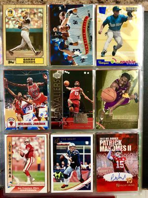 Greatest Sports Card Collection of All Time (The G.O.A.T. Collection) for Sale in Hialeah, FL