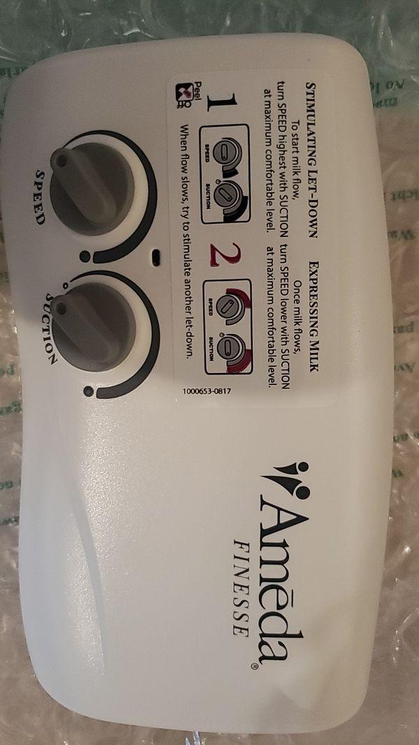 Brand New Ameda Finesse Electric Breast Pump