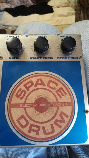 1970s electro harmonic space drum synth for Sale in Center Point, AL