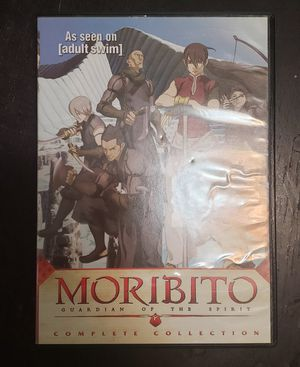 Moribito DVD Boxset for Sale in Vancouver, WA