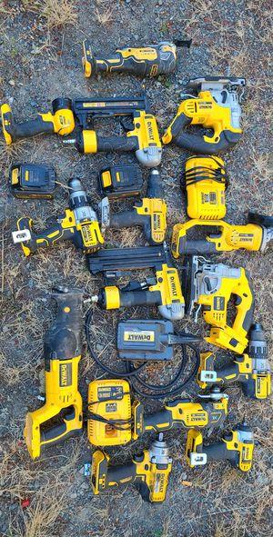Dewalt Tools for Sale in Federal Way, WA