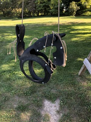 Horse Tire Swing for Sale in US