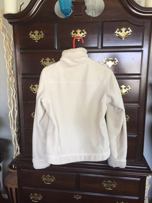 Patagonia Cream Colored Sweater Jacket. $10 for Sale in West Jordan, UT