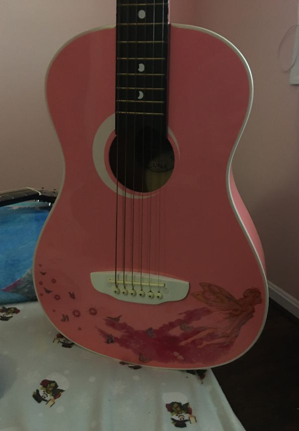 Guitar for kids (Brand Luna)