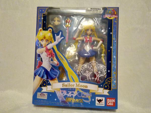 Figuarts Sailor Moon Crystal Usagi Figure
