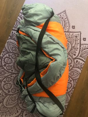 Sleep Bag Only Used Once for Sale in Bellevue, WA