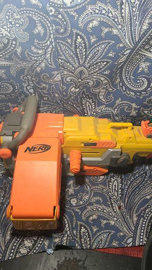 Nerf mini gun for Sale in Sacramento, CA