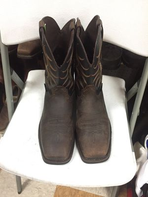 Work boots size 12EE still toe for Sale in Houston, TX