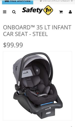 Safety 1st Car Seat for Sale in Oxnard, CA