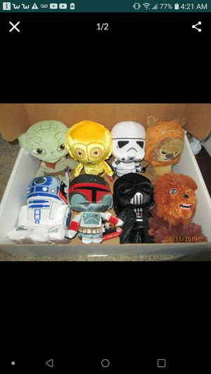 Funko star wars plushies for Sale in Oregon City, OR
