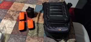 Autel Robotics Evo Batteries and Charging Hub and LowePro BackPack for Sale in Norwalk, CA