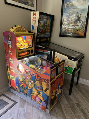The Simpsons Arcade Game for Sale in Fontana, CA