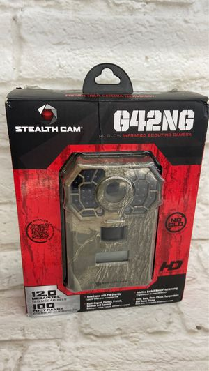 Stealth Cam G42NG scouting camera for Sale in Portland, OR