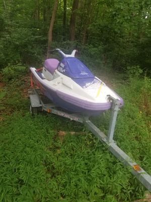 Yamaha wave runner for Sale in Charlotte, NC