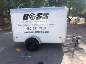 !!!!STOLEN!!! 5x8 pace trailer for Sale in Phoenix, AZ