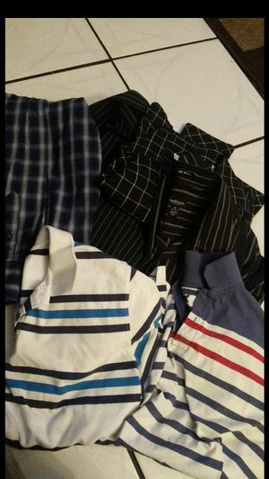 Free Mens shirts for Sale in Phillips Ranch, CA